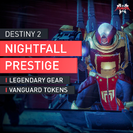 Destiny 2 Nightfall Prestige Mode Quest The Arms Dealer Mission (Accplay)