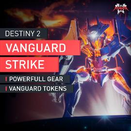 Destiny 2 Vanguard Strike Mission Tokens Powerfull Gear Random Vorhut Quest