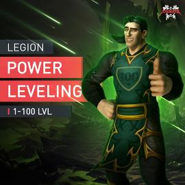 WoW 1-100 LVL POWER LEVELING